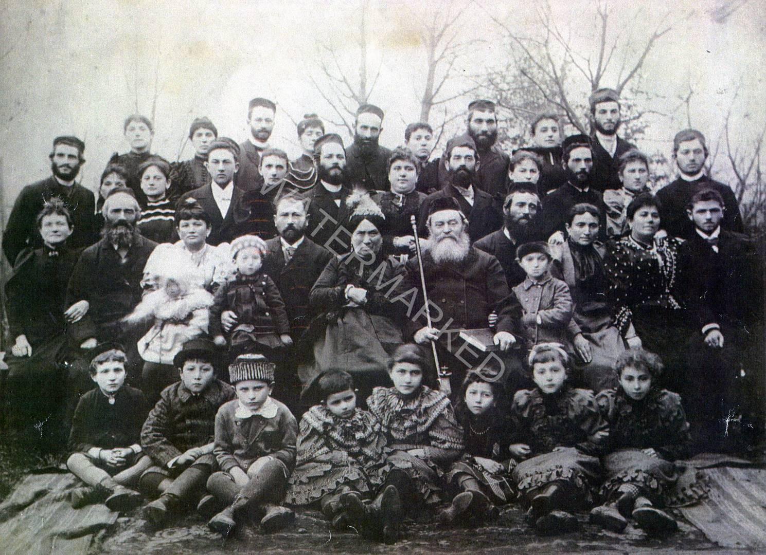 סטניסלבוב משפחת זוסמן