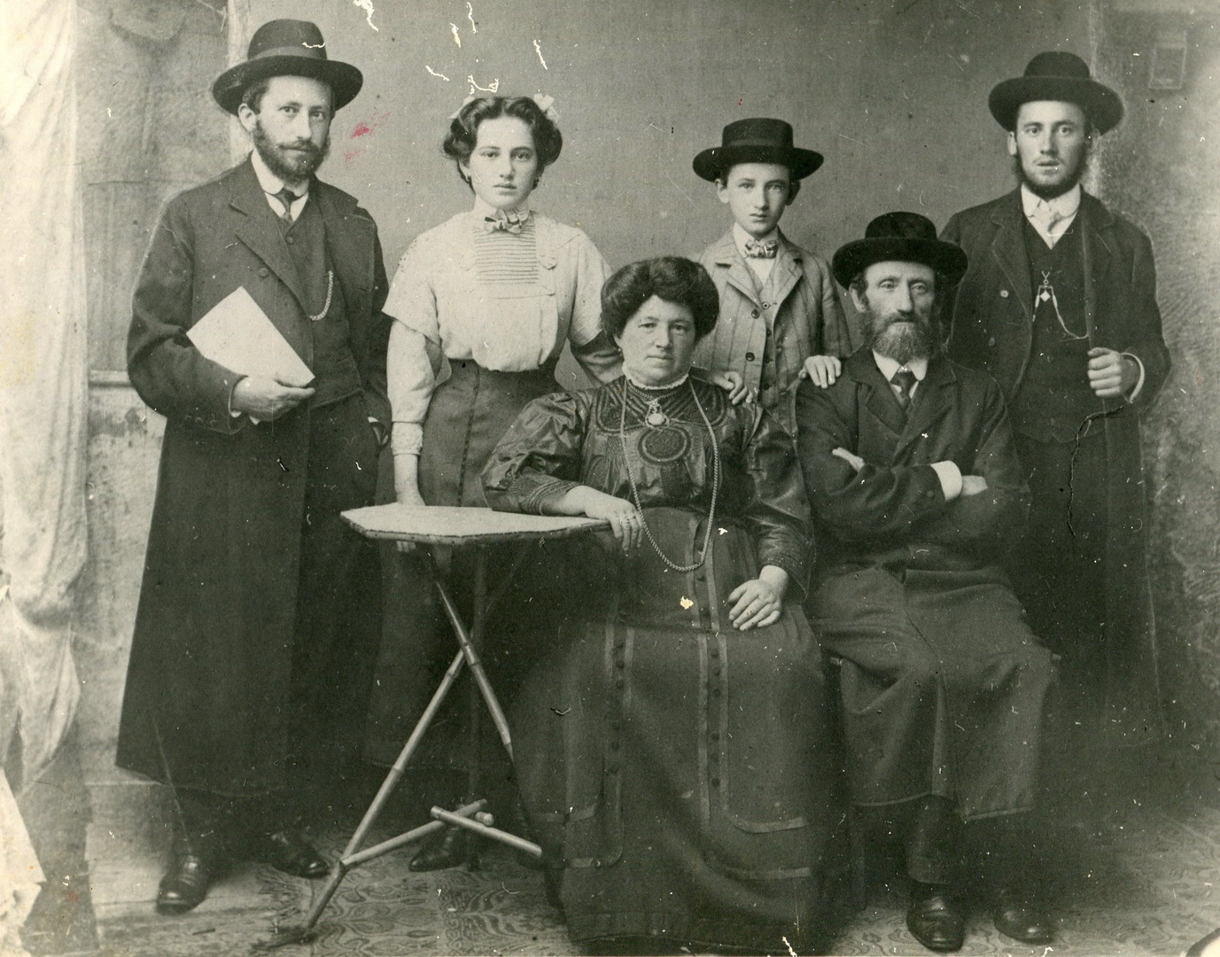 סטניסלבוב משפחת פאהן