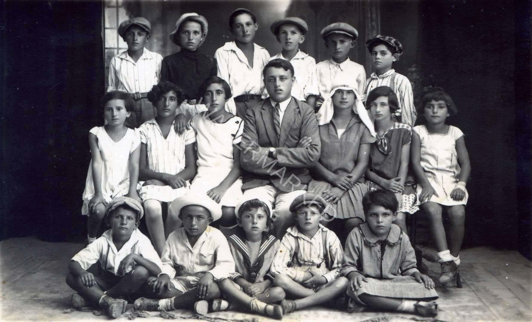 ג'דה ילדי בית הספר