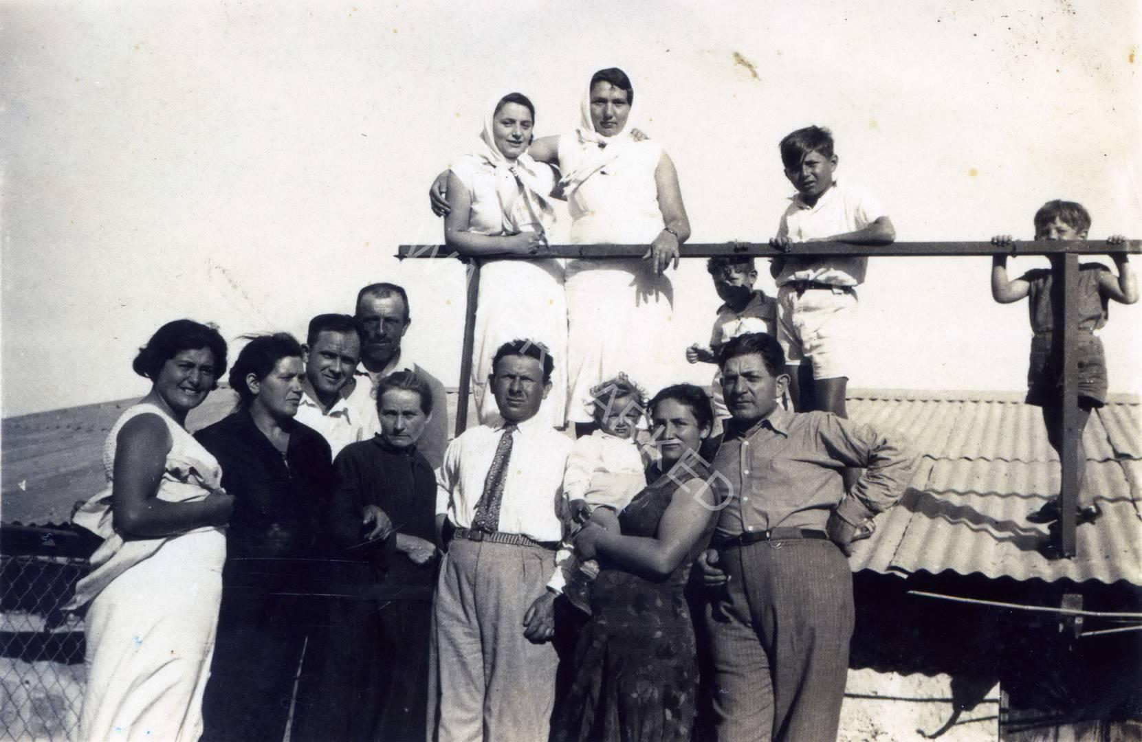 ג'דה משפחת קסוינר עם רחל הבר