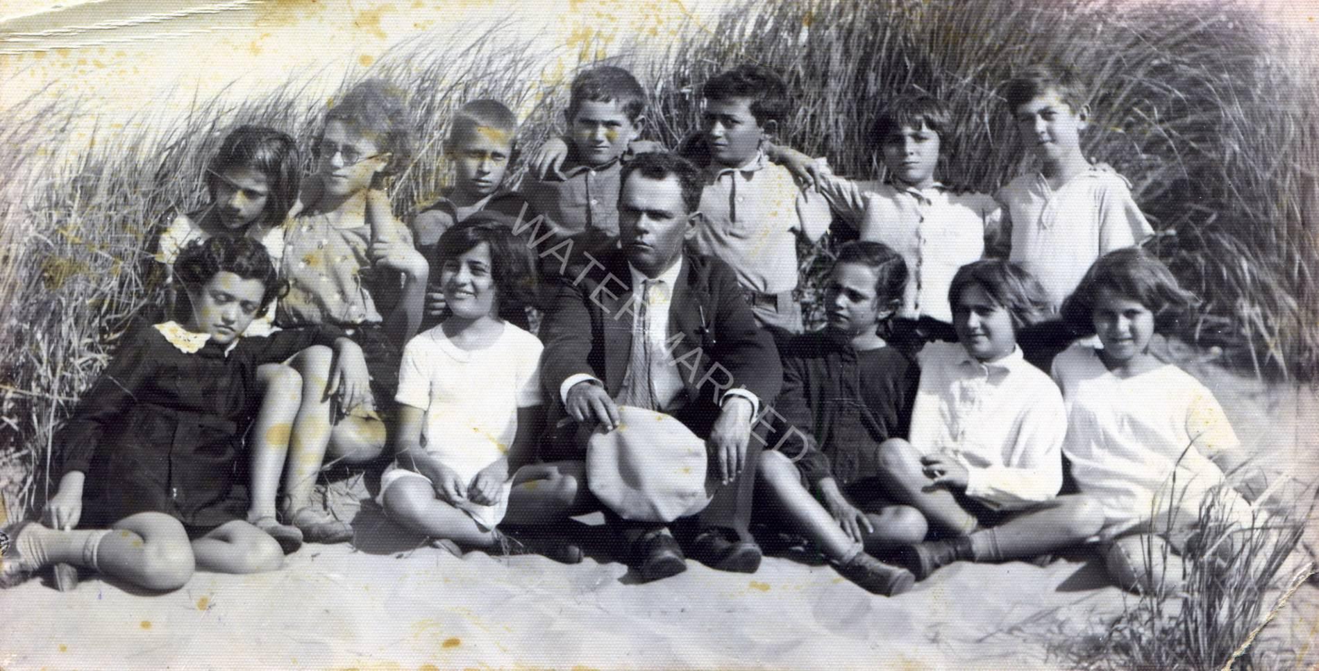 כפר ויתקין ילדי בית הספר
