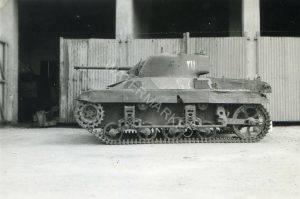 """טנק """"לוקסט"""" שלל מהצבא המצרי"""