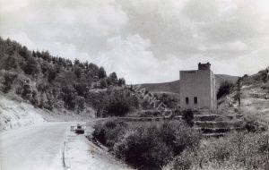 ספטמבר 1949, תחנת השאיבה בכניסה לשער הגיא. התרשמויות ראשוניות ! מהעיר השסועה והמצולקת בעקבות המלחמה.
