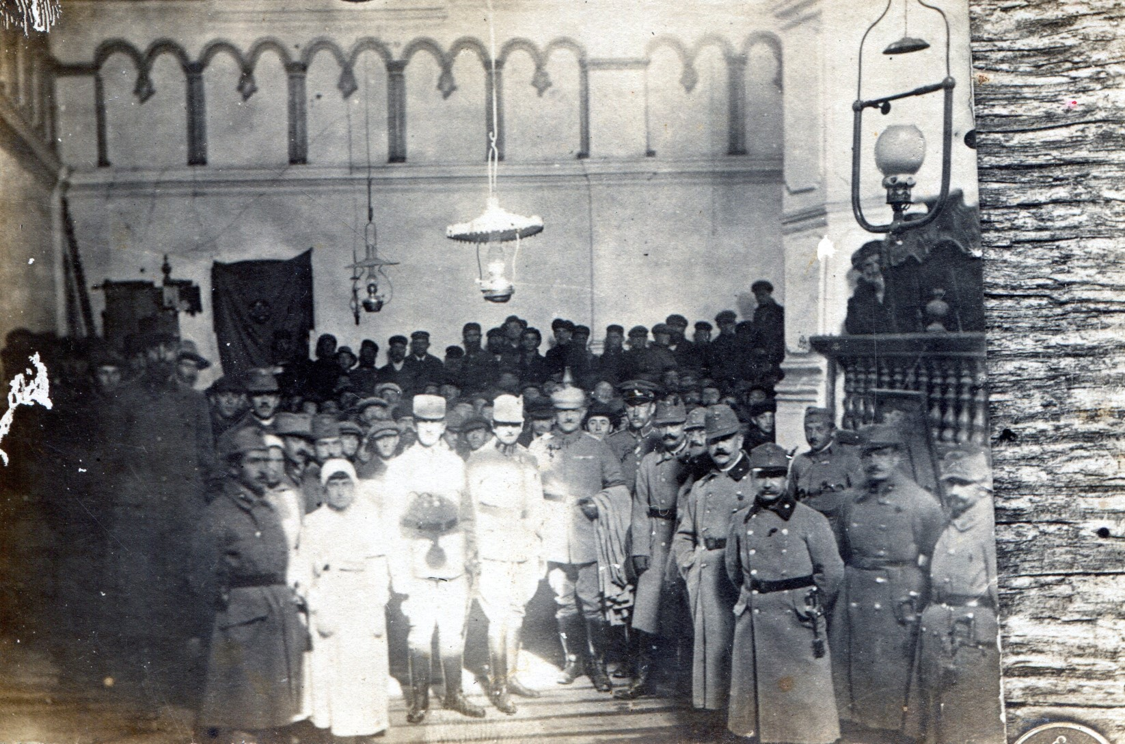 רובנה מלחמת העולם הראשונה